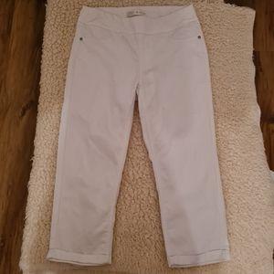Bluegrae 8 White Denim Pants